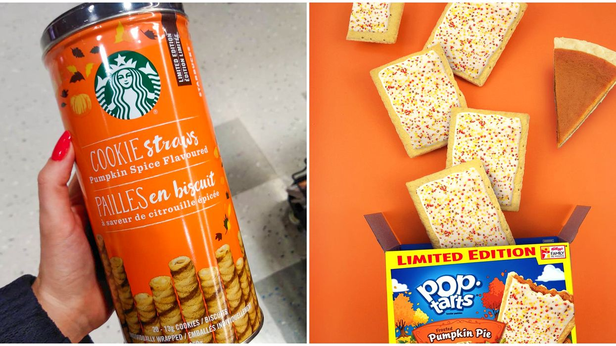 11 Pumpkin Spice Foods In Canada That Will Complete Your Fall Like No Other