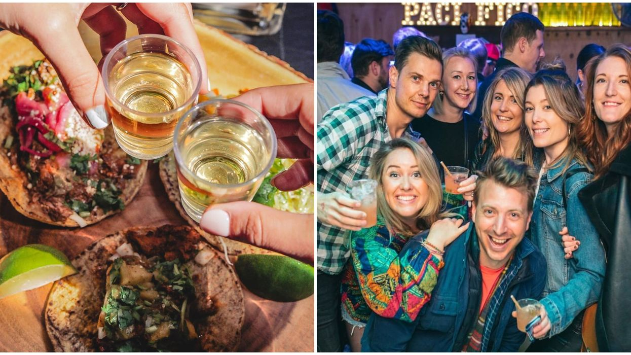 An Epic Tequila & Taco Festival Is Coming To Toronto Today And We Can't Even
