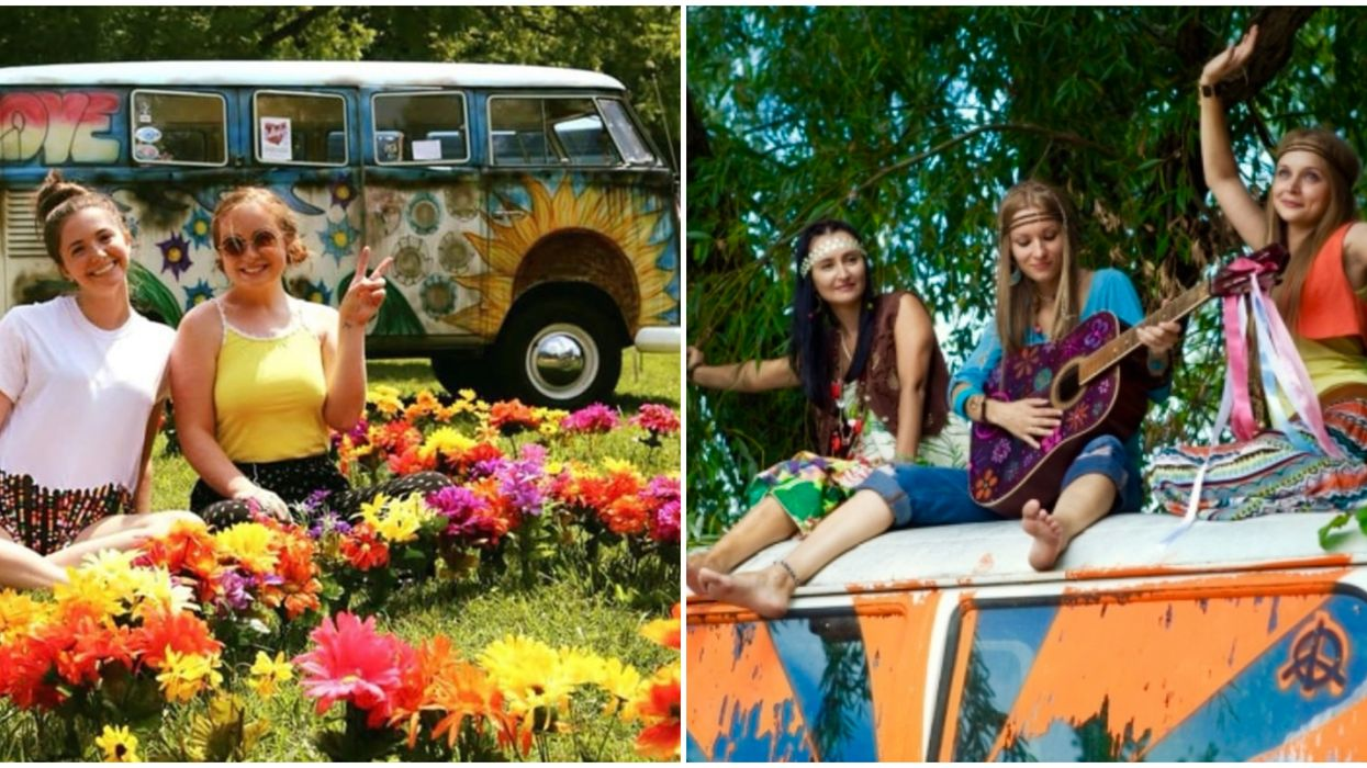 You'll Get Woodstock Vibes From This Giant Hippie Festival Coming Soon To Georgia