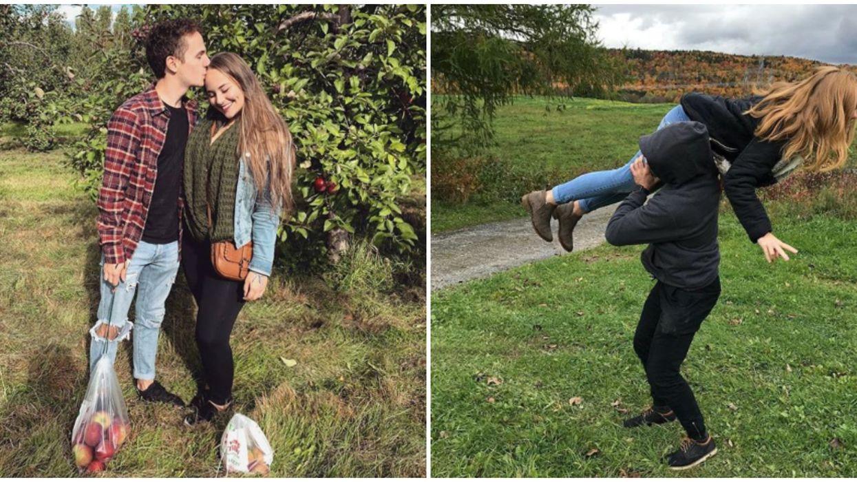 7 vergers où forcer ton chum à aller cueillir des pommes cet automne près de Montréal