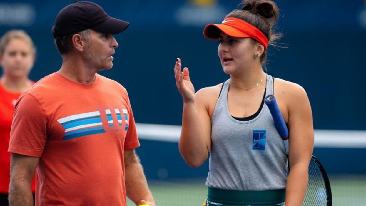Bianca Andreescu Made A Fearless Decision Before Her Serena Showdown, Her Coach Reveals