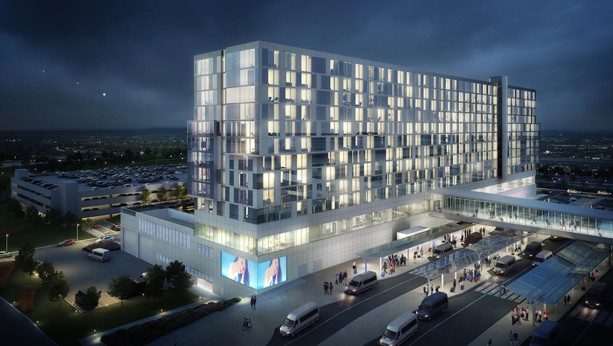 Atlanta Airport Is About To Get A Lot Busier With The First Ever On-Site Hotel