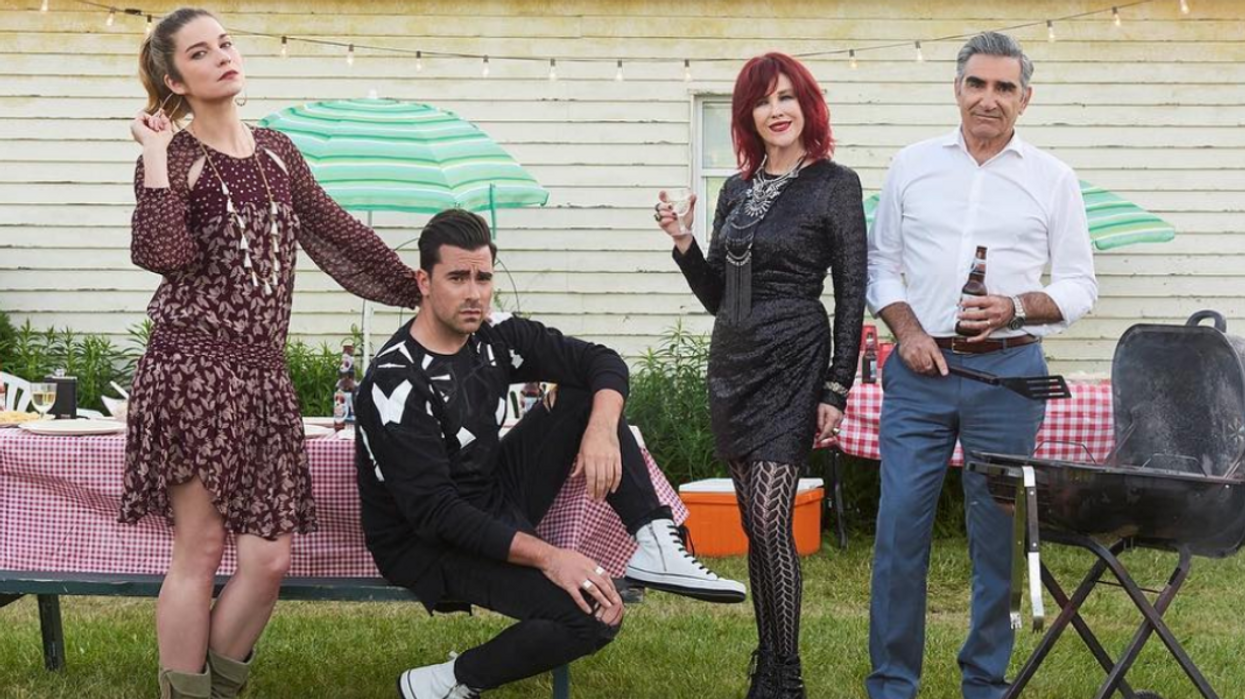 """The """"Schitt's Creek"""" Cast Is Going On Tour But They Only Have One Canadian Stop"""