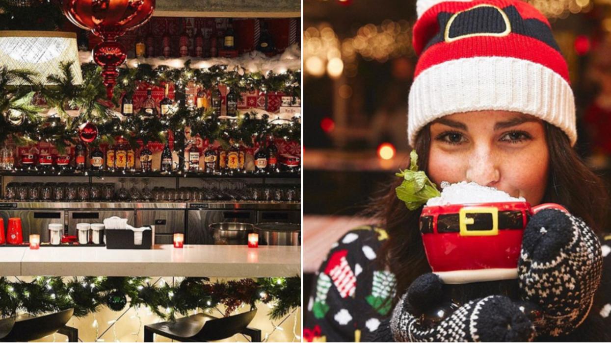 Le bar Miracle de Noël revient officiellement à Montréal et à Québec
