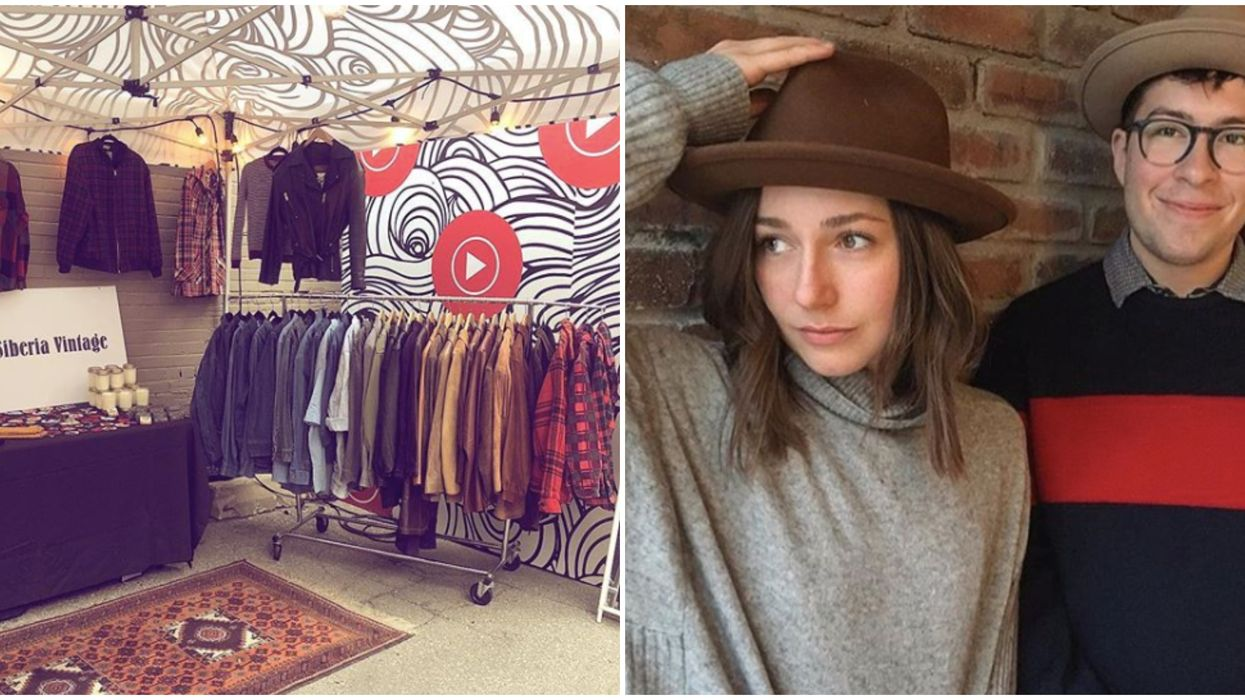 7 Toronto Thrift Stores To Help You Sort Yourself Out For Fall On The Cheap