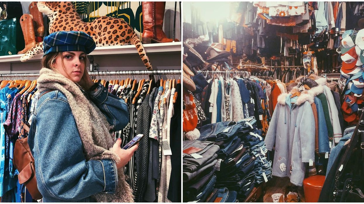 Thrift Stores In Ottawa That Your Wallet Will Love This Fall