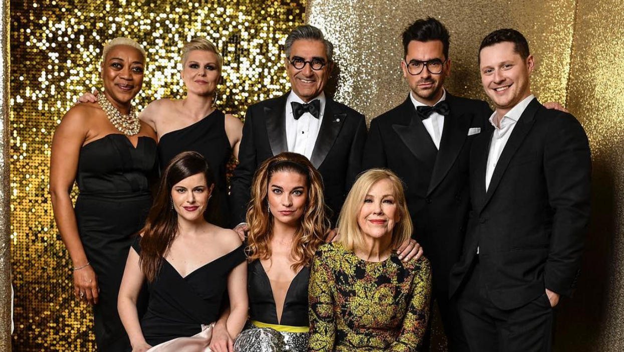 """""""Schitt's Creek"""" Star Annie Murphy Has The Cutest Relationship With Her Canadian Co-Stars"""