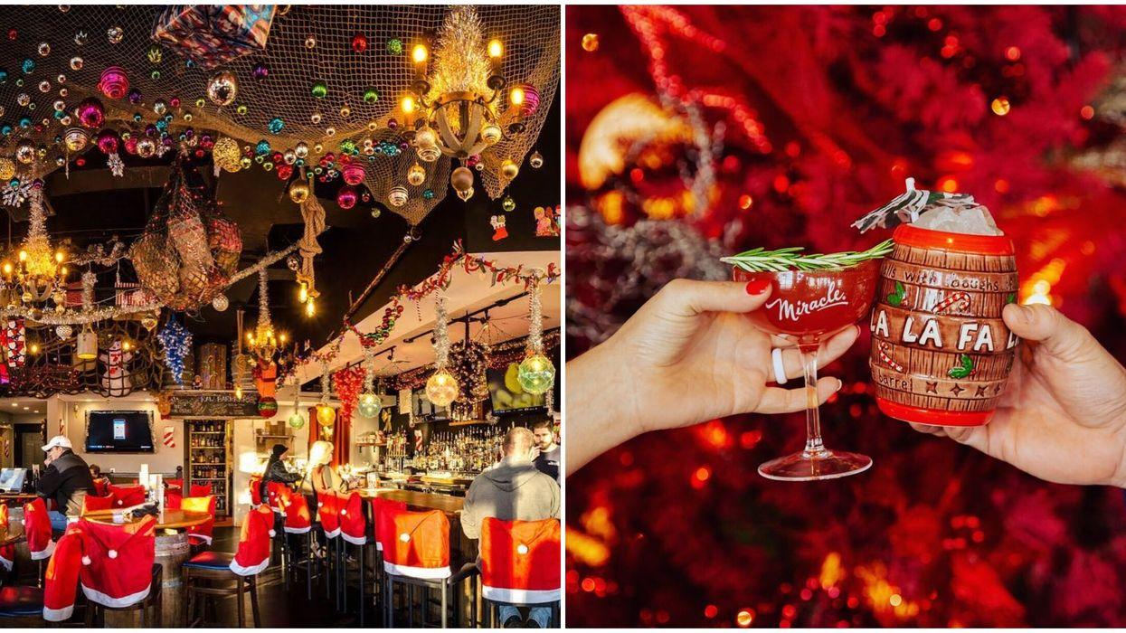 Kamloops Miracle Pop Up Brings Magical Christmas Bar Comes To BC This Winter