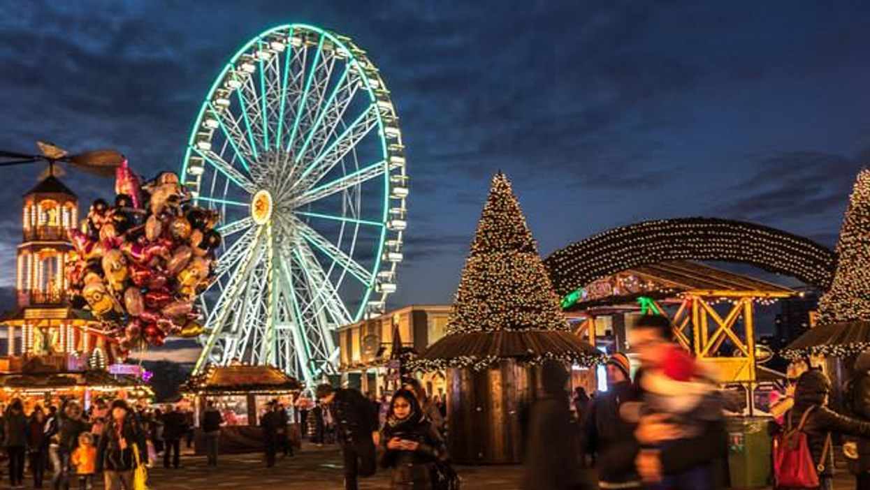 Toronto's Aurora Winter Festival 2019 Is The Best Event Of This Holiday Season