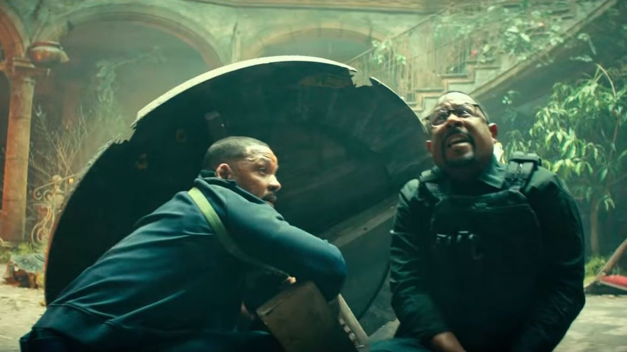 """You Can See Atlanta Landmarks In The New """"Bad Boys For Life"""" Trailer"""