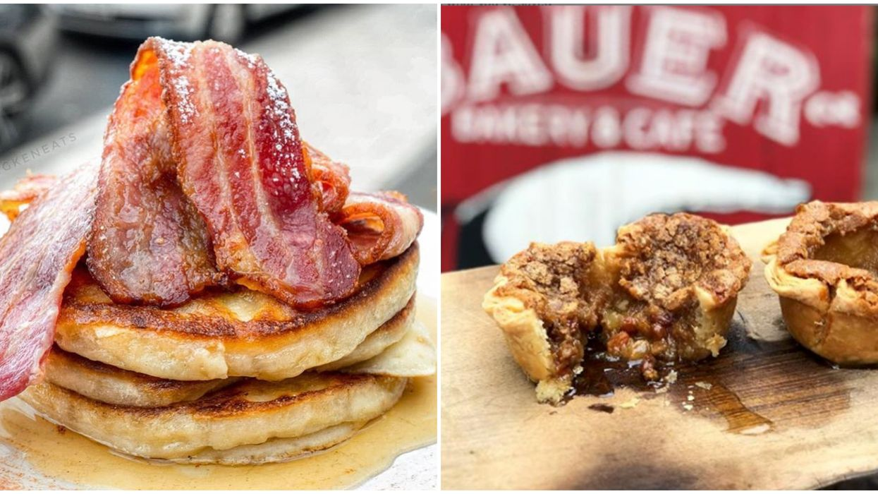 Ontario's Great Canadian ButterTart Festival Will Be A Delicious Canadian Feast