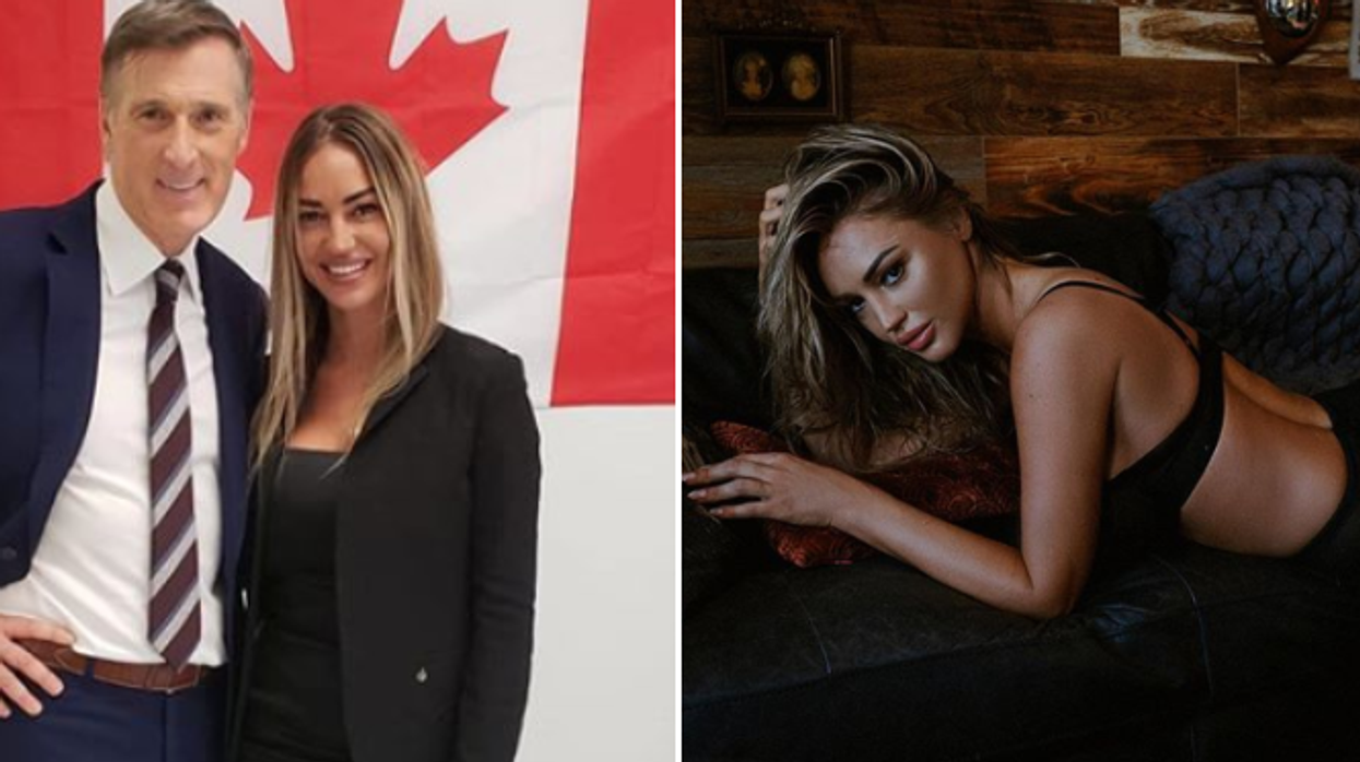 Who Is Charlie Riina: Maxime Bernier's Party Has A Playboy Cover Girl As A Candidate