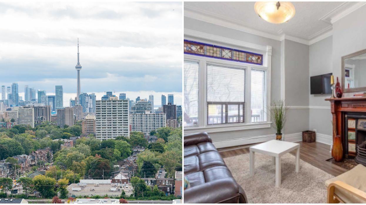 7 Cheap Toronto Apartment Rentals That Each Have Three Spacious Bedrooms (PHOTOS)