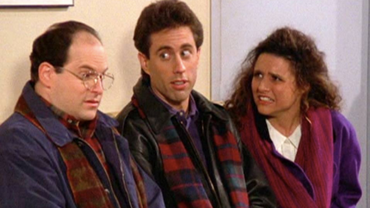 """""""Seinfeld"""" Is Finally Coming To Netflix Canada, But There's A Catch"""