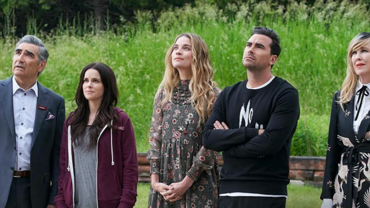 """""""Schitt's Creek"""" Just Released The Premiere Date Of Their Final Season & Now We're Crying"""