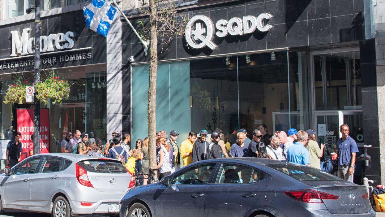La SQDC fait un rappel de cannabis à cause de fausses informations