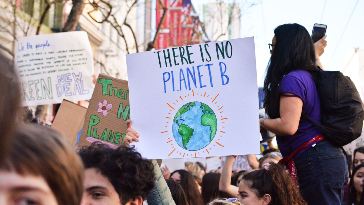 A Massive Global Climate Strike Is Happening In 80 Canadian Places Next Week