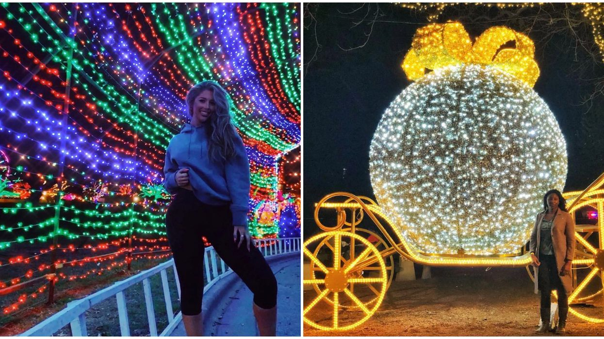 Christmas Lights Are Filling Austin This December