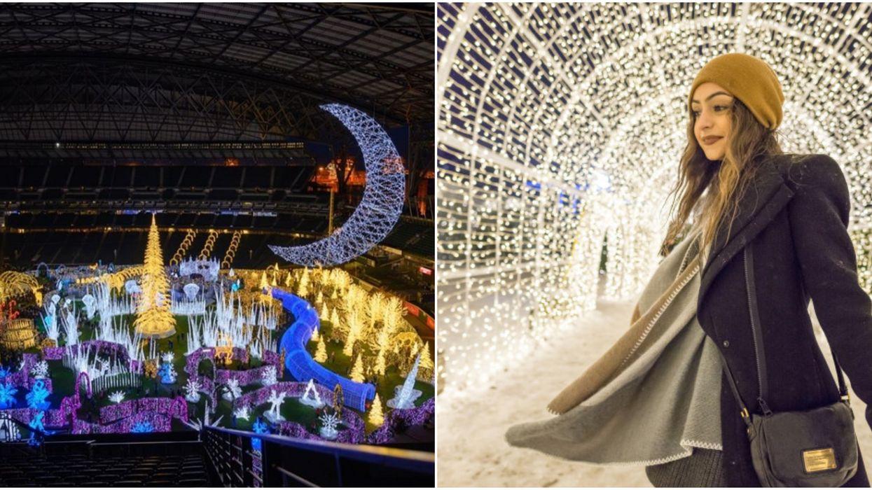 El laberinto navideño más grande del mundo llega a Florida y ya puedes comprar entradas
