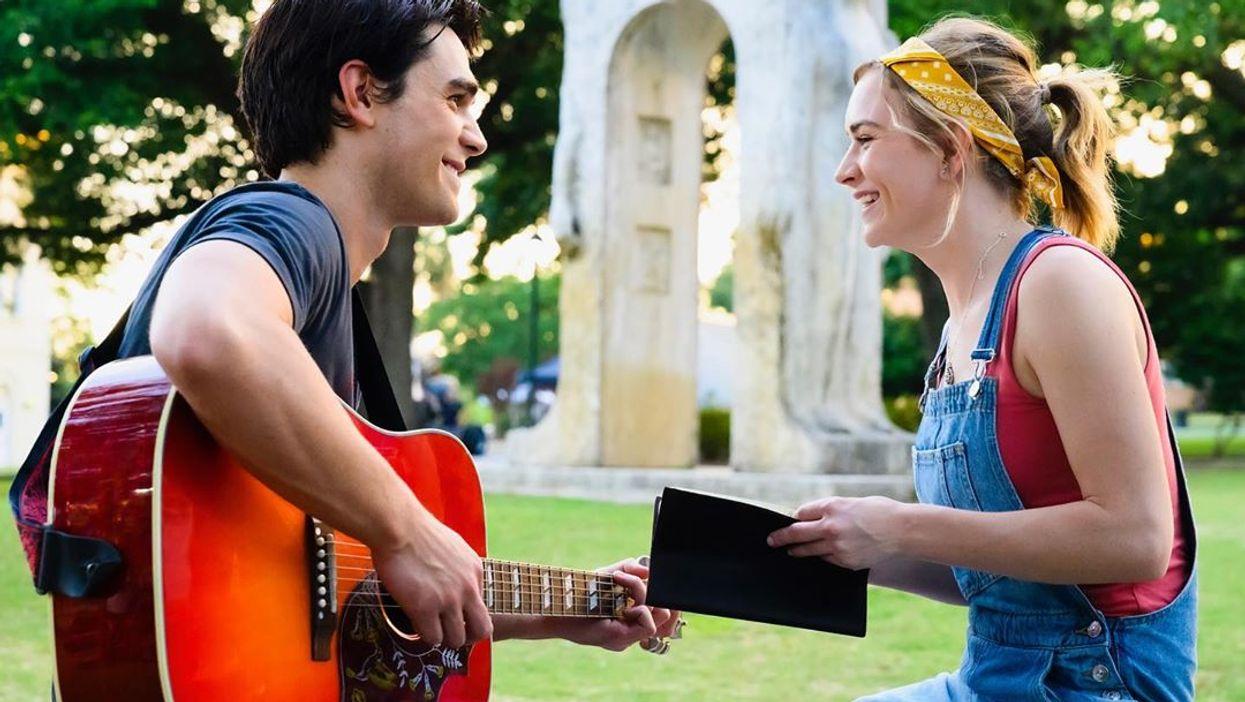 KJ Apa de «Riverdale» jouera dans un film romantique digne de «A Walk To Remember»