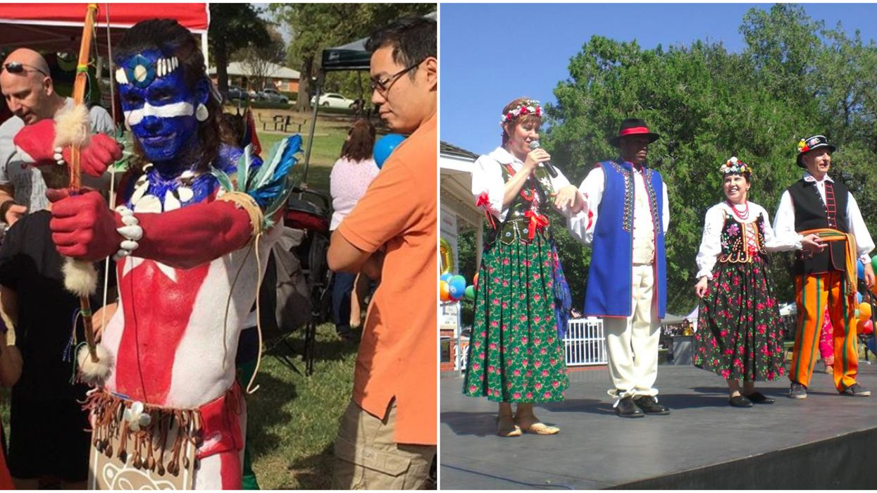 This International Festival In Dallas Is Free
