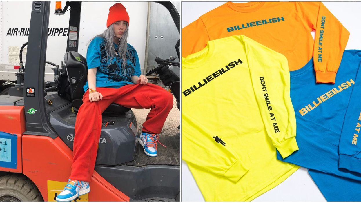 Billie Eilish Toronto Shop Is Opening This September With Exclusive Merch