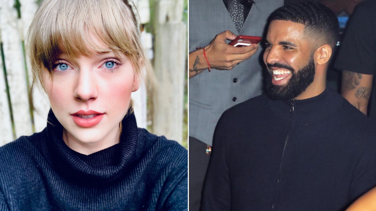 Taylor Swift Spoke About Feud With Kanye West Again & This Time Compared Herself To Drake