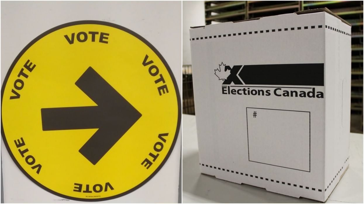 How To Vote In The Canadian Election? Elections Canada Counts The Ways