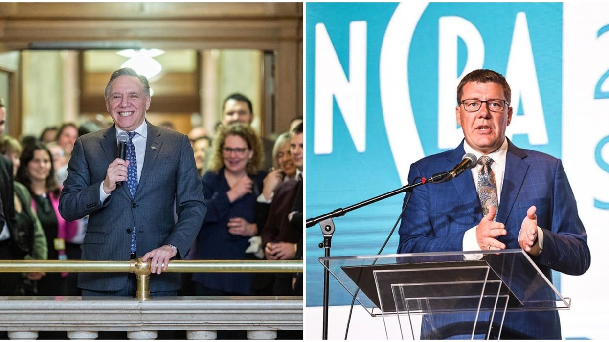 Premiers Of Canada Popularity Determined With New Poll In September 2019