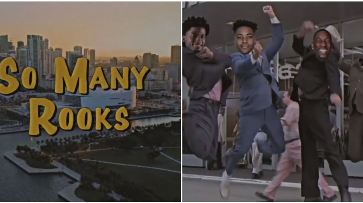 Miami Heat Creates Hilarious 90s-themed Video For NBA Rookie Week