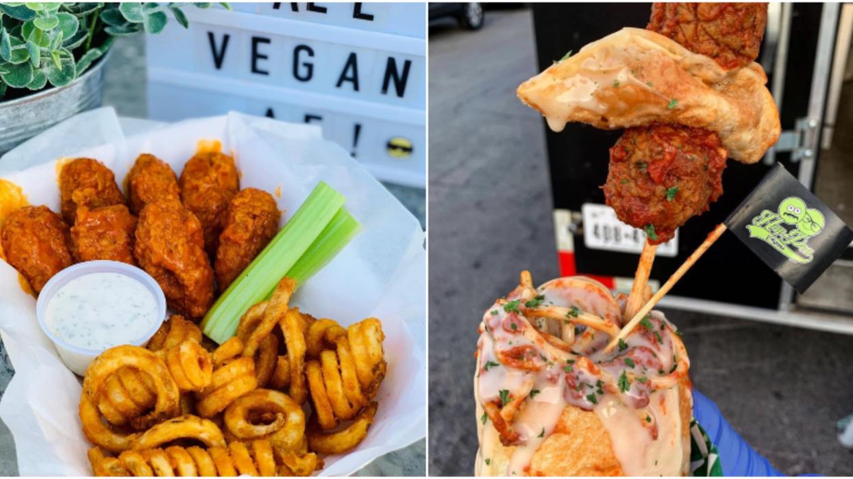 Houston Is Hosting A Vegan State Fair
