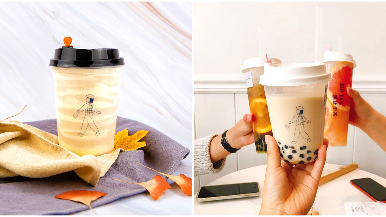 Ottawa's Cheese Tea Shop Will Delight You With Cup After Cup