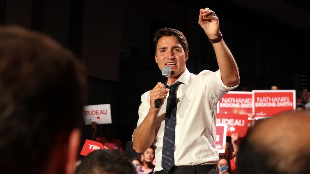 Justin Trudeau's Blackface Photos Haven't Affected His Standing In The Polls