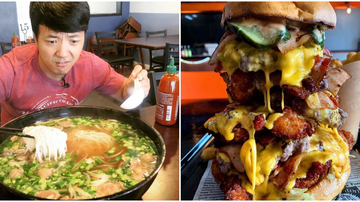 8 Insane Food Challenges In Georgia That Are Not For The Weak
