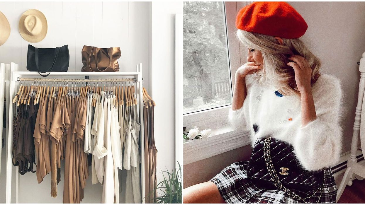 8 Thrift Stores In Halifax To Help You Look Chic This Fall On The Cheap