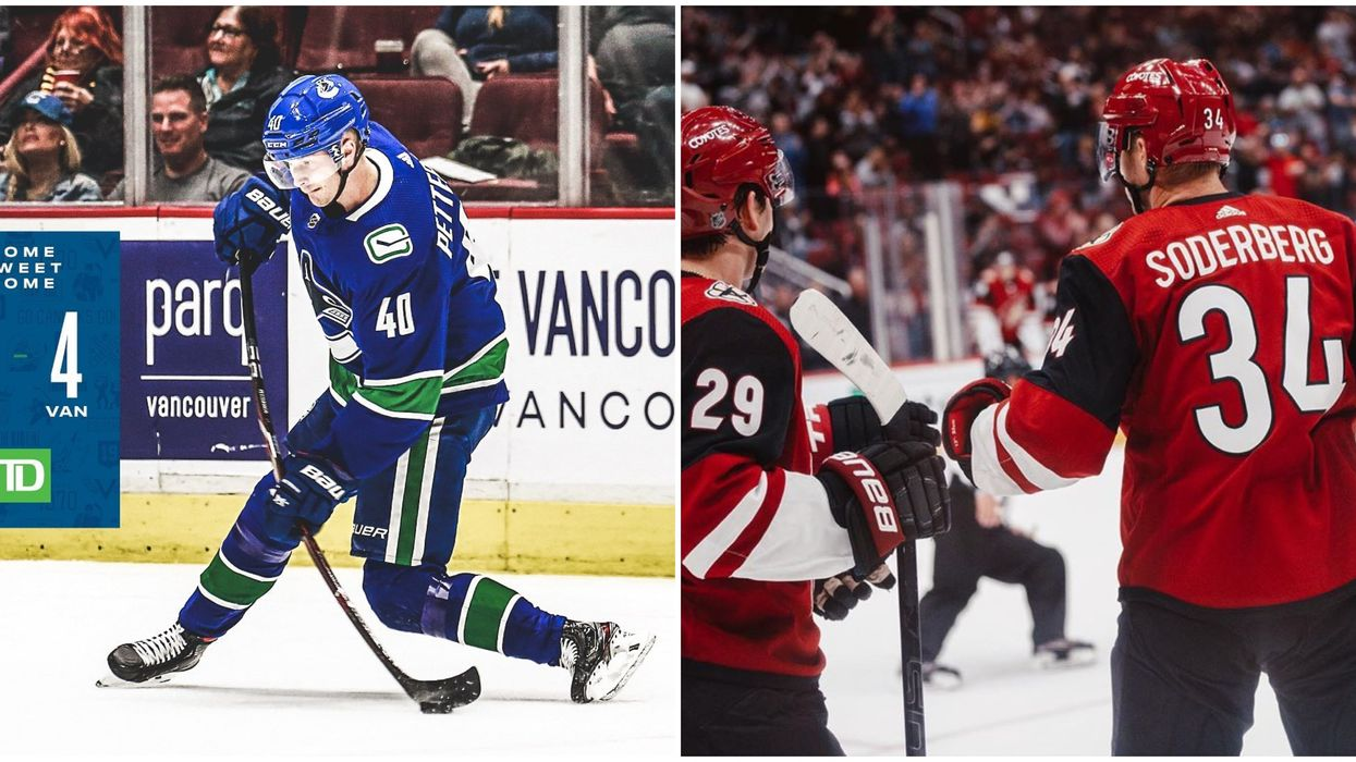 You Can Get Free Vancouver Canucks Tickets Right Now From Skip The Dishes
