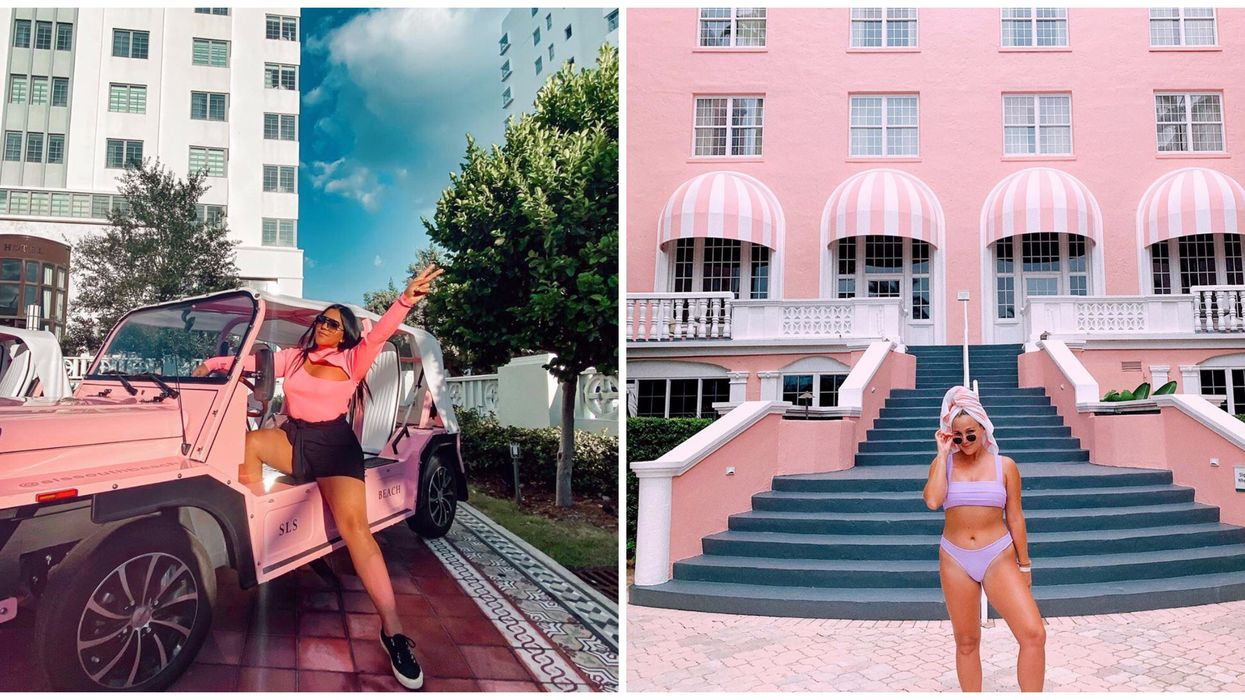 8 Unique Places In Florida That Are All-Pink