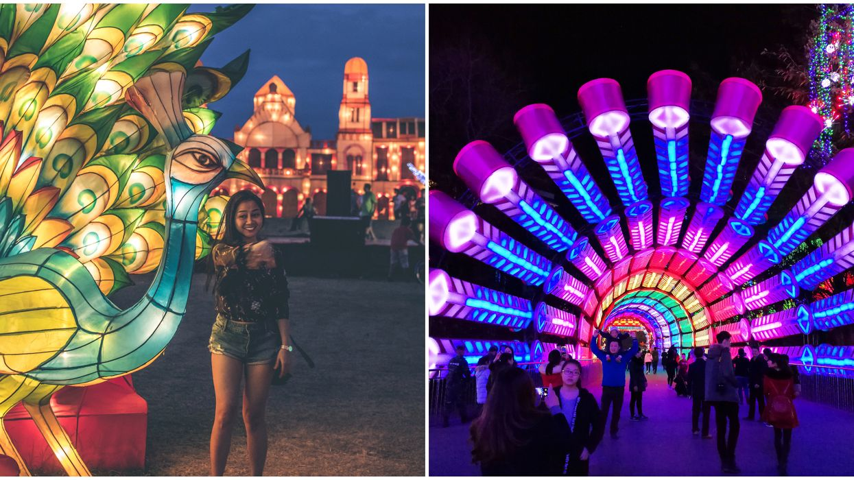 Asian Lantern Festival At Central Florida Zoo And Botanical Gardens Will Be Beautiful & Affordable
