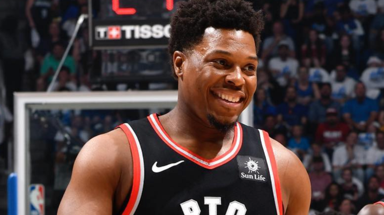"""A New NBA Player Ranking Calls Kyle Lowry """"Oddly Shaped"""" & Fans Think It's Ridiculous"""
