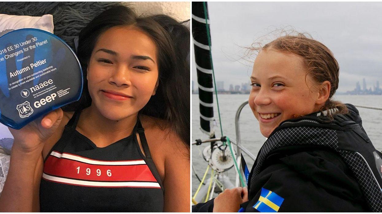 Tout ce que tu veux savoir sur la jeune activiste Autumn Peltier, la Greta Thunberg du Canada