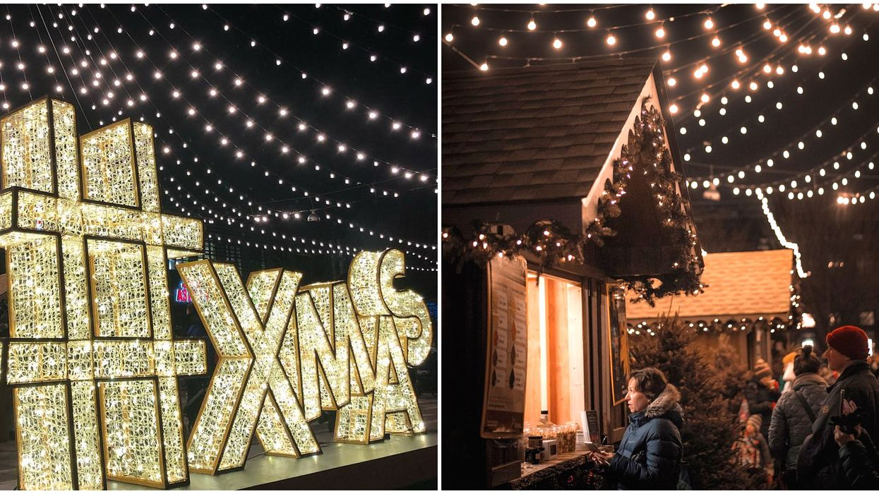 Ottawa's Christmas Market Will Get You In A Super Festive Mood This Winter