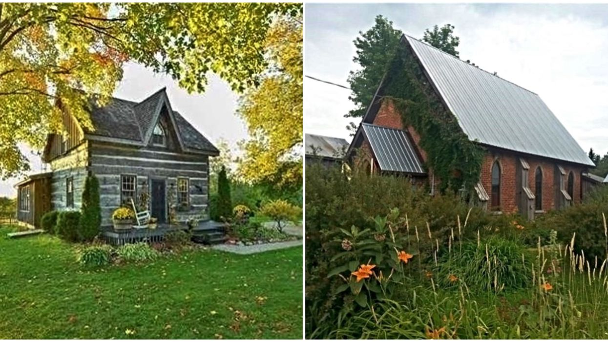An Entire Historic Village Is For Sale In Ontario & It's Cheaper Than Some Toronto Homes