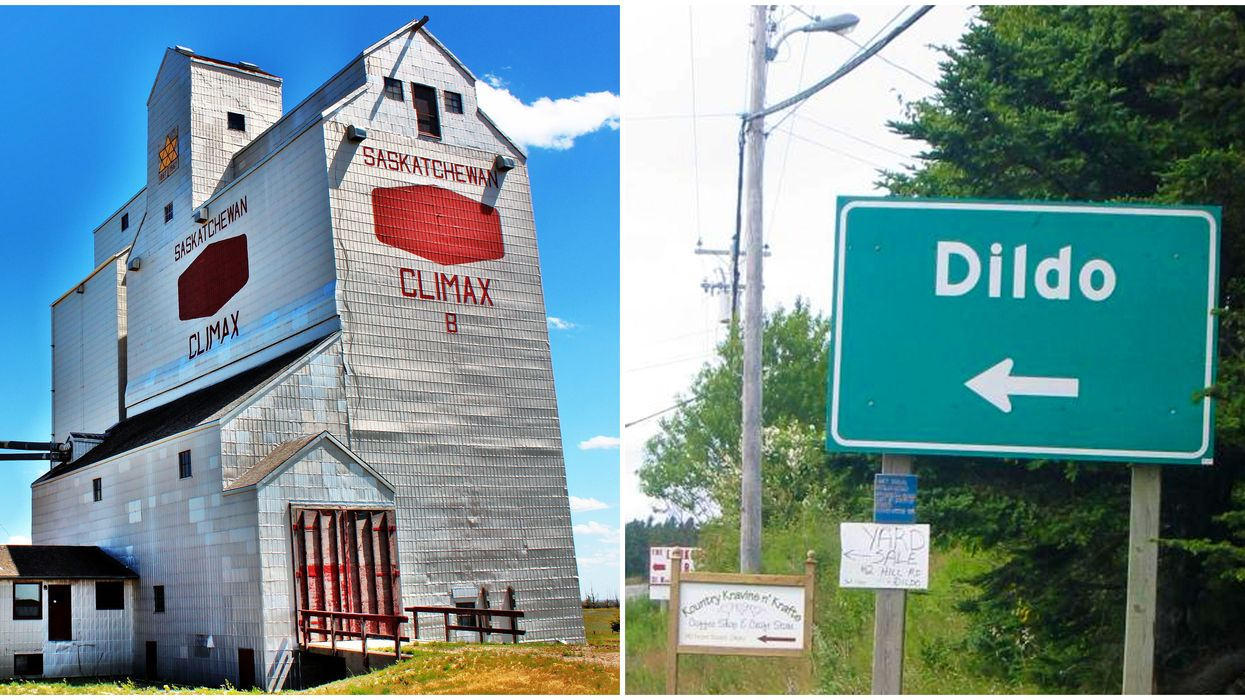 19 Weirdest Town Names In Canada That You Won't Believe Actually Exist