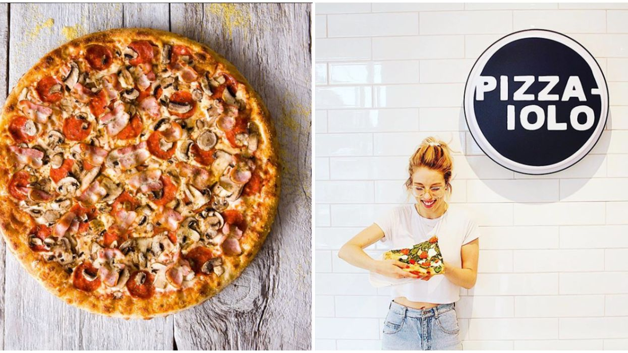 Toronto's Pizzaiolo's Free Pizza Giveaway Is Happening Tomorrow So Prepare You Appetites