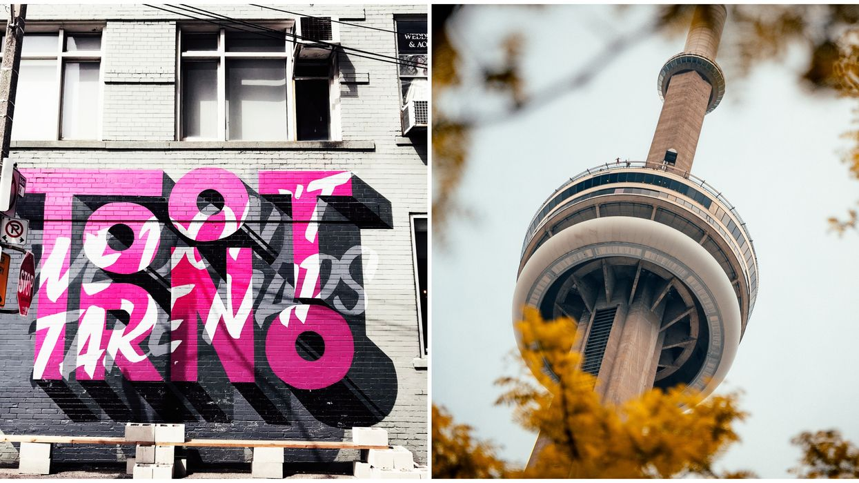 Air Transat offre des vols pour Toronto à moins de 70$ pendant 4 jours seulement