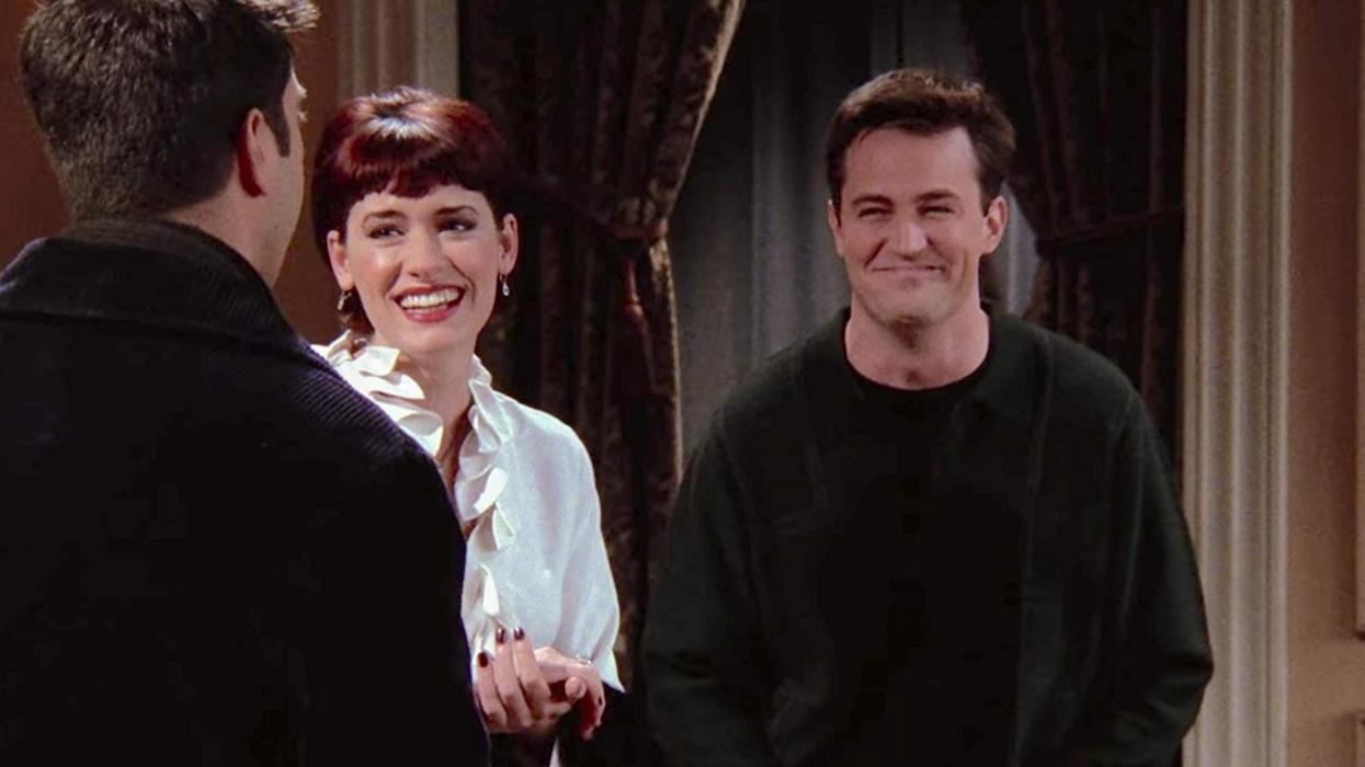 Chandler Bing Is The Most Popular Friends Character In Canada & We're Not Surprised