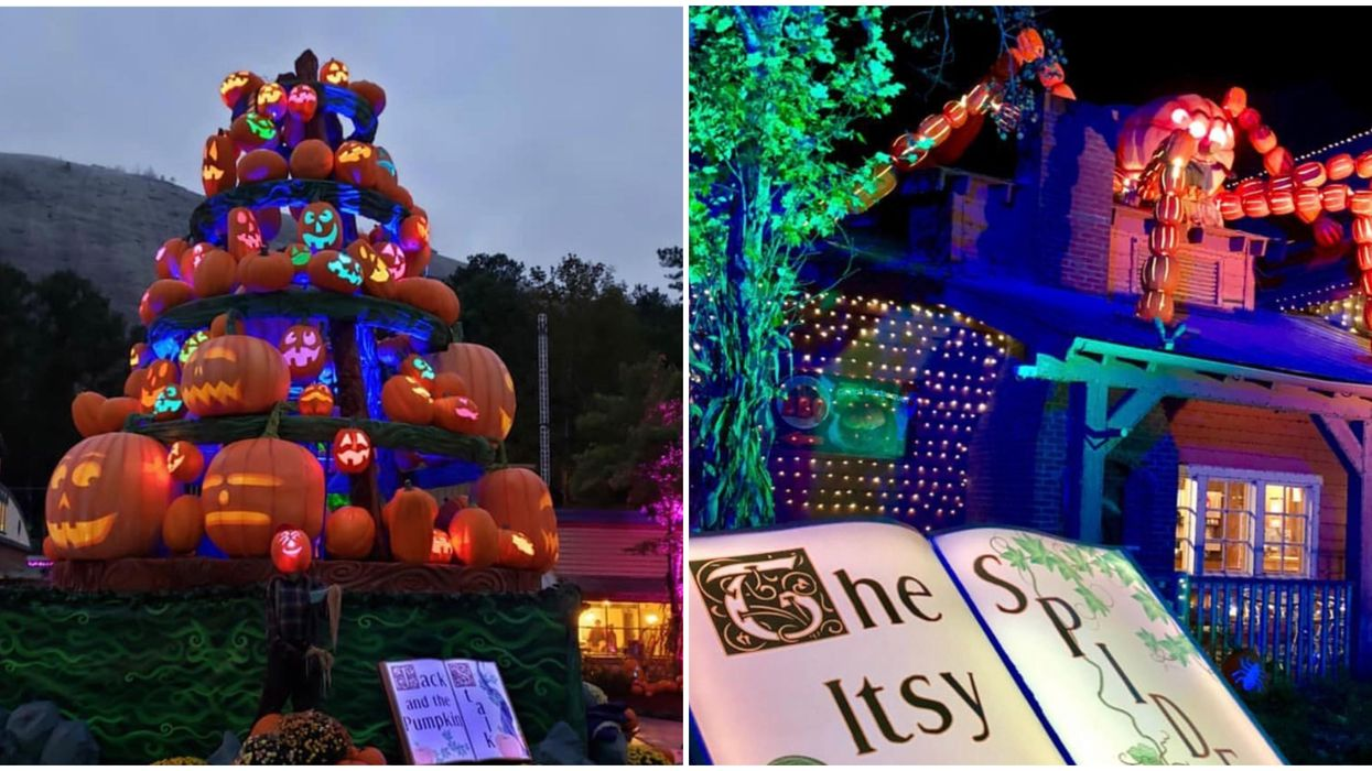 This Pumpkin Fest In Georgia This Month Is Going To Be Absolutely Enchanting