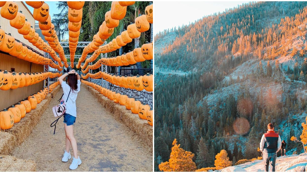Things To Do In The Western USA Ultimate Fall Bucket List