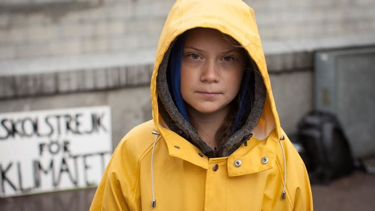 Watch Greta Thunberg's Montreal Speech At Canada's Climate Strike (VIDEO)