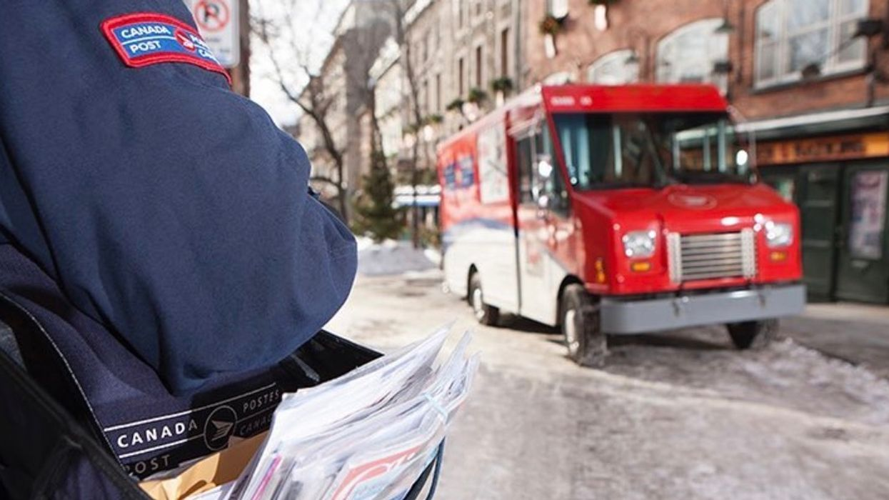 Canada Post Trucks Are Reportedly Racking Up Nearly $1 Million In Parking Tickets